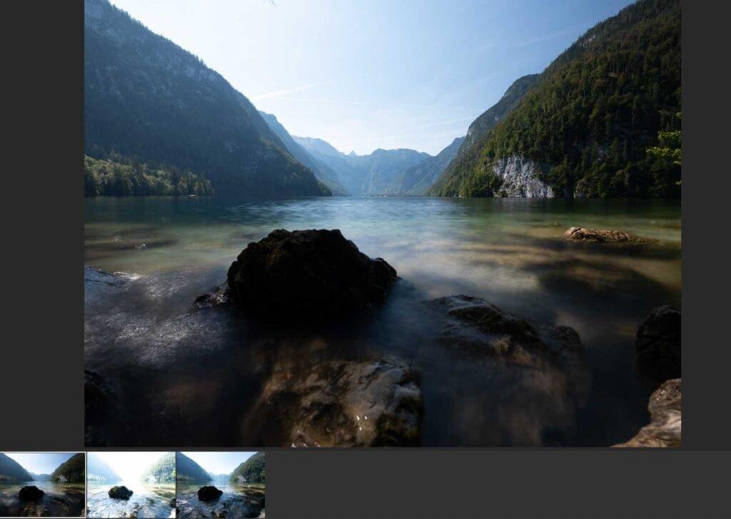 Bildberarbeitung mit Adobe Photoshop