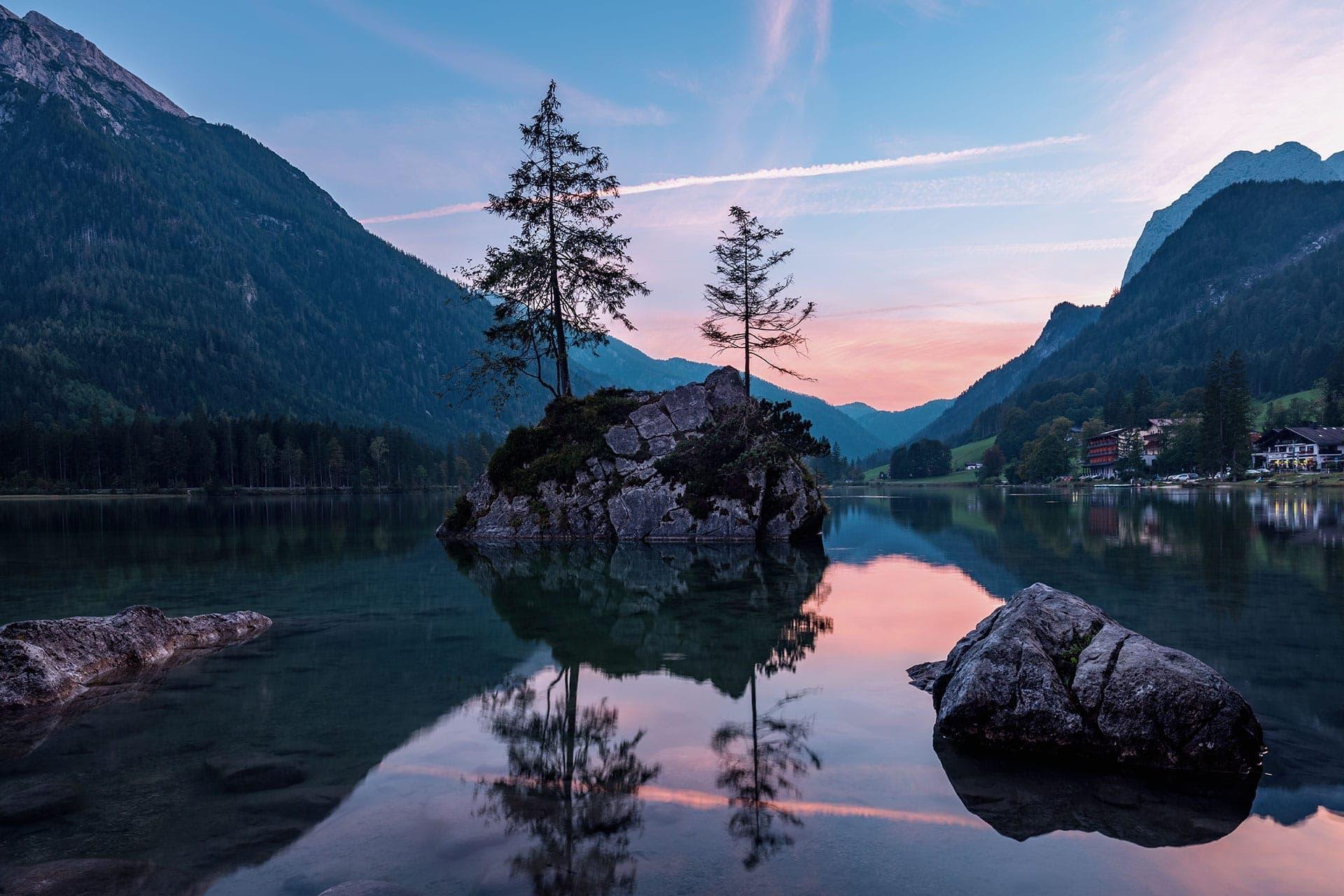 Landschaftsfotografie Deutschland